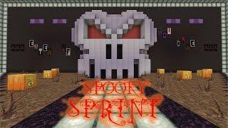 SPOOKY SPRINT - Lucky Block Race