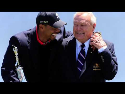CBS Sports Broadcaster Jim Nantz Talks Arnold Palmer - 9/29/16