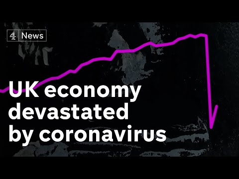 Layoffs rise at fastest rate EVER in UK - as coronavirus slams economy