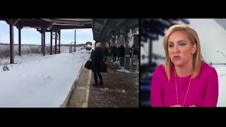 Weather Gone Viral- Snow Train