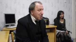 Владимир Стеклов. Степногорск. Интервью 26 марта 2013 г.