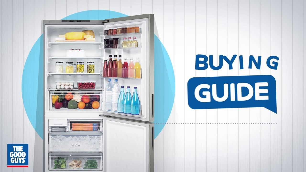 Refrigerator Buying Guide | The Good Guys - YouTube