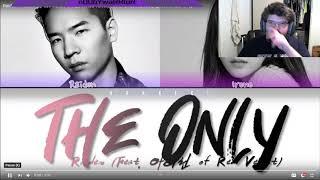 Gambar cover K-Pop n00b First Reaction to Raiden - 'The Only (Feat. Irene (아이린) of Red Velvet)' Lyrics