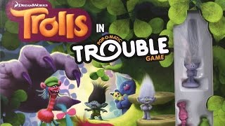 Trouble: Trolls Edition Game from Hasbro