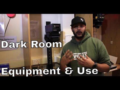 Darkroom Equipment & Use
