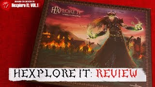 Hexplore It Valley of the Dead King Review