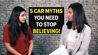 Car Facts: Top 5 Myhts That Can Get Your Car In Trouble! | Car Mythbusters