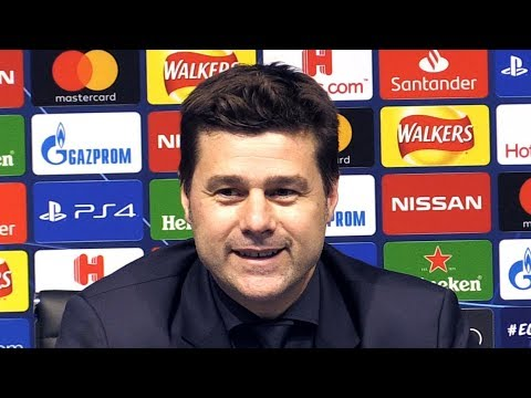 Man City 4-3 Tottenham (4-4) - Mauricio Pochettino Post Match Press Conference - Champions League