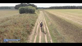 Dji Mavic Air | Active Track | Bike Trip | Norfolk | England 2020 | 4k