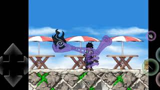 bleach vs Naruto 3.1 mod Android game play