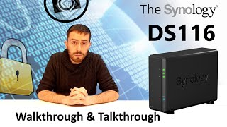 The Synology DS116 Dual-Core 1-Bay NAS Walkthrough and Talkthrough with SPAN.COM