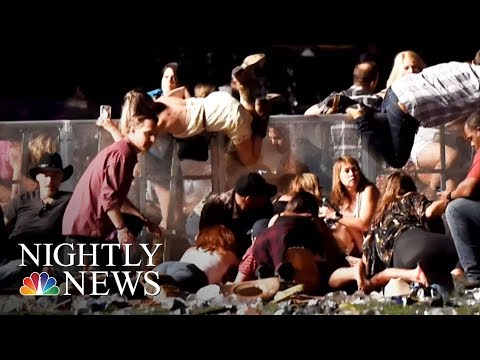 Las Vegas Attack Makes History As Most Deadly Mass Shooting In U.S. | NBC Nightly News