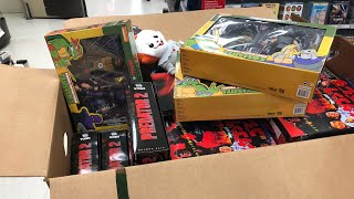 stocked neca toys and clearance items at target