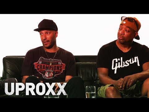 Prophets Of Rage's Tom Morello and Chuck D Full Interview