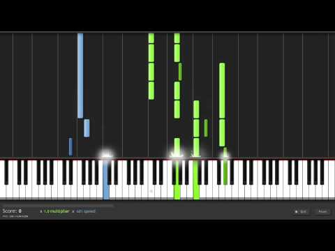 How to Play Vienna by The Fray on Piano