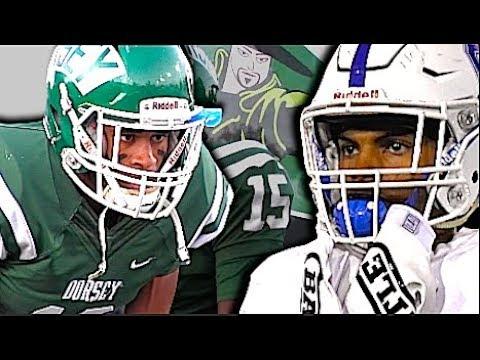 🔥🔥 Instant Classic : Culver City vs Dorsey : HSFB Cali - UTR Highlight Mix 2017