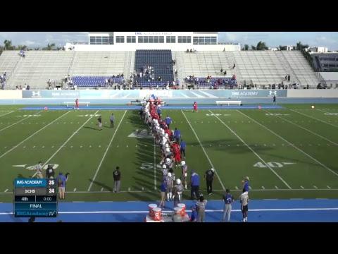 IMG Academy White vs Superior Collegiate