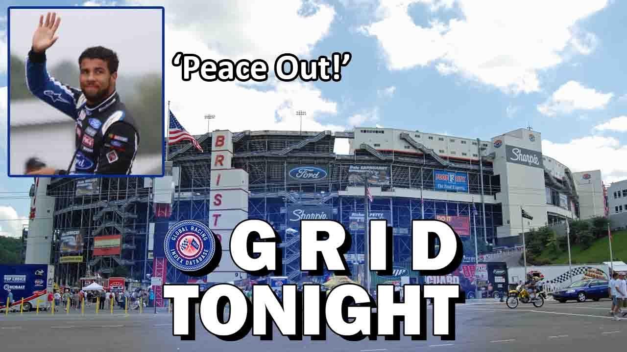 GRID Tonight: NASCAR Sponsor Rage Fire Driver