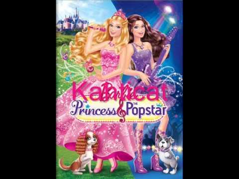 Barbie die  Prinzessin und der Popstar - Eine prinzessin ein popstar