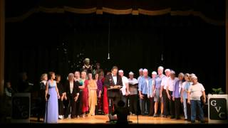 Adios, Au revoir, Auf Wiedersehen! Genesee Valley Chorus