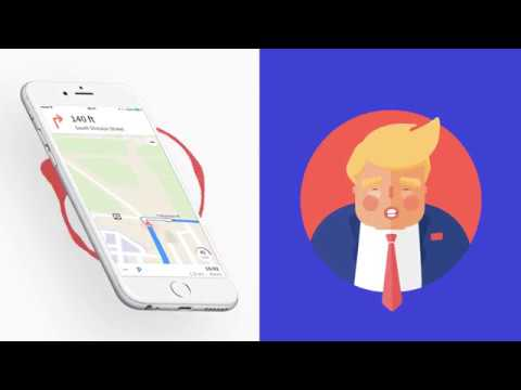 Want Donald Trump's voice on your GPS? It's here anyway