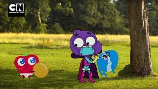 Laserheart and The Smooch I The Amazing World of Gumball I Cartoon Network