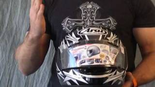 Arai Quantum 2 Helmet Review from SportbikeTrackGear.com