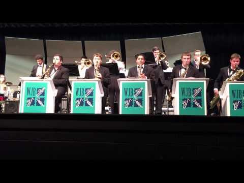 Woodgrove High School Winter Concert--Jazz Band 12112014
