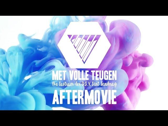 D.S.V. Sint Jansbrug Lustrum Aftermovie 2017: Met Volle Teugen