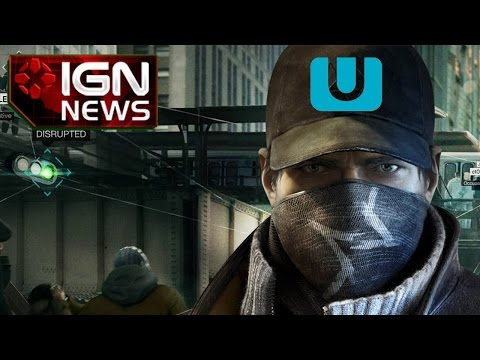 Watch Dogs on Wii U Gets Release Date – IGN News