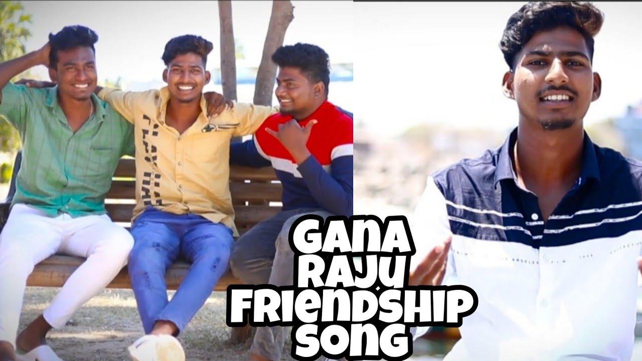 Gana Raju Friend Song   2021   1080p