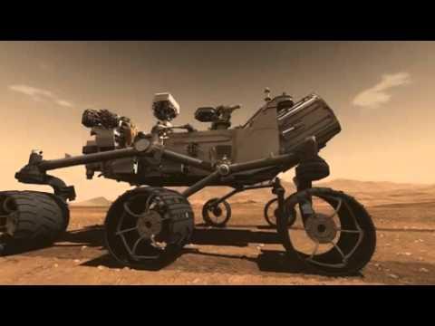 mars rover opportunity landing animation - photo #31
