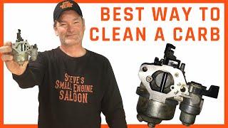How Do I Clean a Honda Style Carburetor?