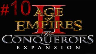 Age of Empires 2 The Conquerors - Attila the Hun - The Fall of Rome [1/2]