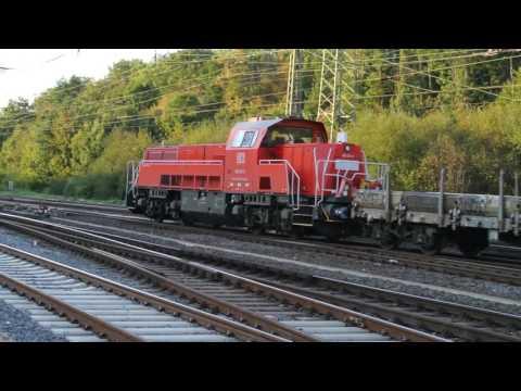Koln Gremberg cargo freight train compilation 24 09 16 part b