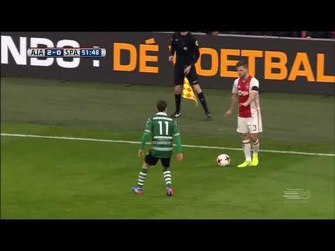 Ajax, Veltman e la furbata peggiore del secolo