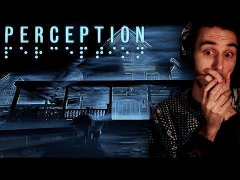 DAS KOMPLETTE SPIEL! | Let's Play Perception (Deutsch/German