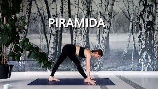 Pozycja Piramidy - Rozciągnie i Uspokoi