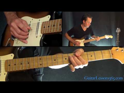 Free Bird Instrumental Guitar Cover by Carl Brown - Lynyrd Skynyrd