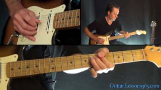 Free Bird Instrumental Guitar Cover by Carl Brown - Lynyrd Sky…
