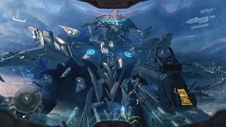 Halo 5 Guardians The Reclamation Begins Scene
