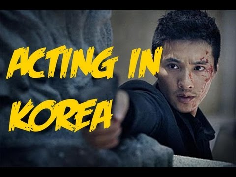 Acting School in Korea (Hard Korea)