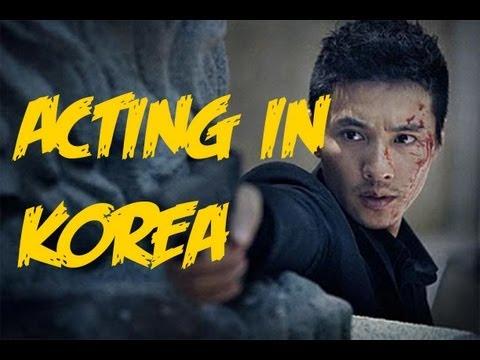 Acting School in Korea (Hard Korea)