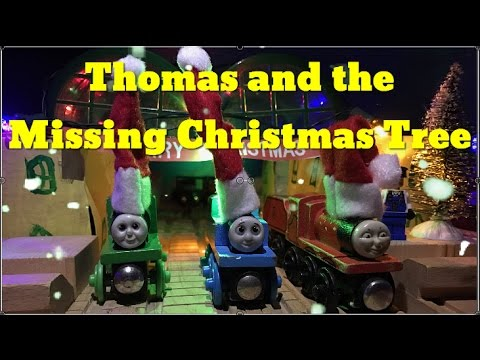 Thomas and the Missing Christmas
