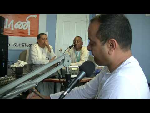 ISKCON Scarborough - Live Tamil Radio program