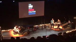 Jack Antonoff - Dreams (Cranberries Cover) @ The Town Hall NYC (Ally Coalition) 1-24-2018