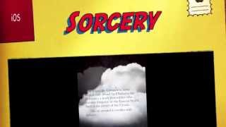 Test: Sorcery - Tolle Spielbuch-App voller Magie, Monster & Fallen (iOS)
