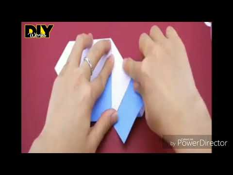DIY doraemon paper art