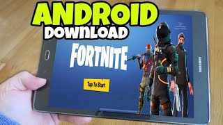 #Fortnite #Fortnitebet How to Download & Install Fortnite on Any Android - Fortnite Android Beta APK