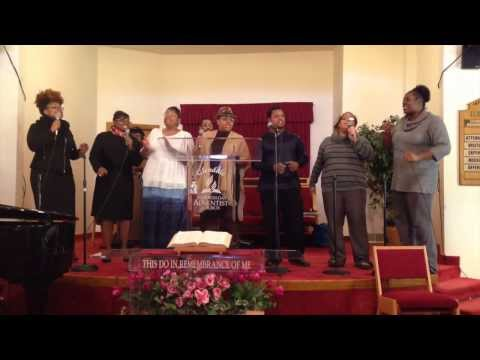 GlendaleMpls Praise Team - I Just Want to Praise You (Cover)